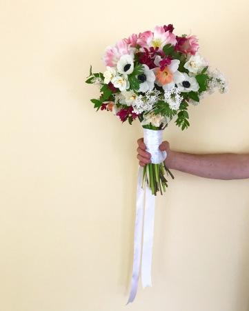 may wedding bridal bouquet