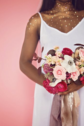 Bridal Bouquet   ID Photography