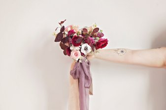 Bridal Bouquet: ID Photogrpahy